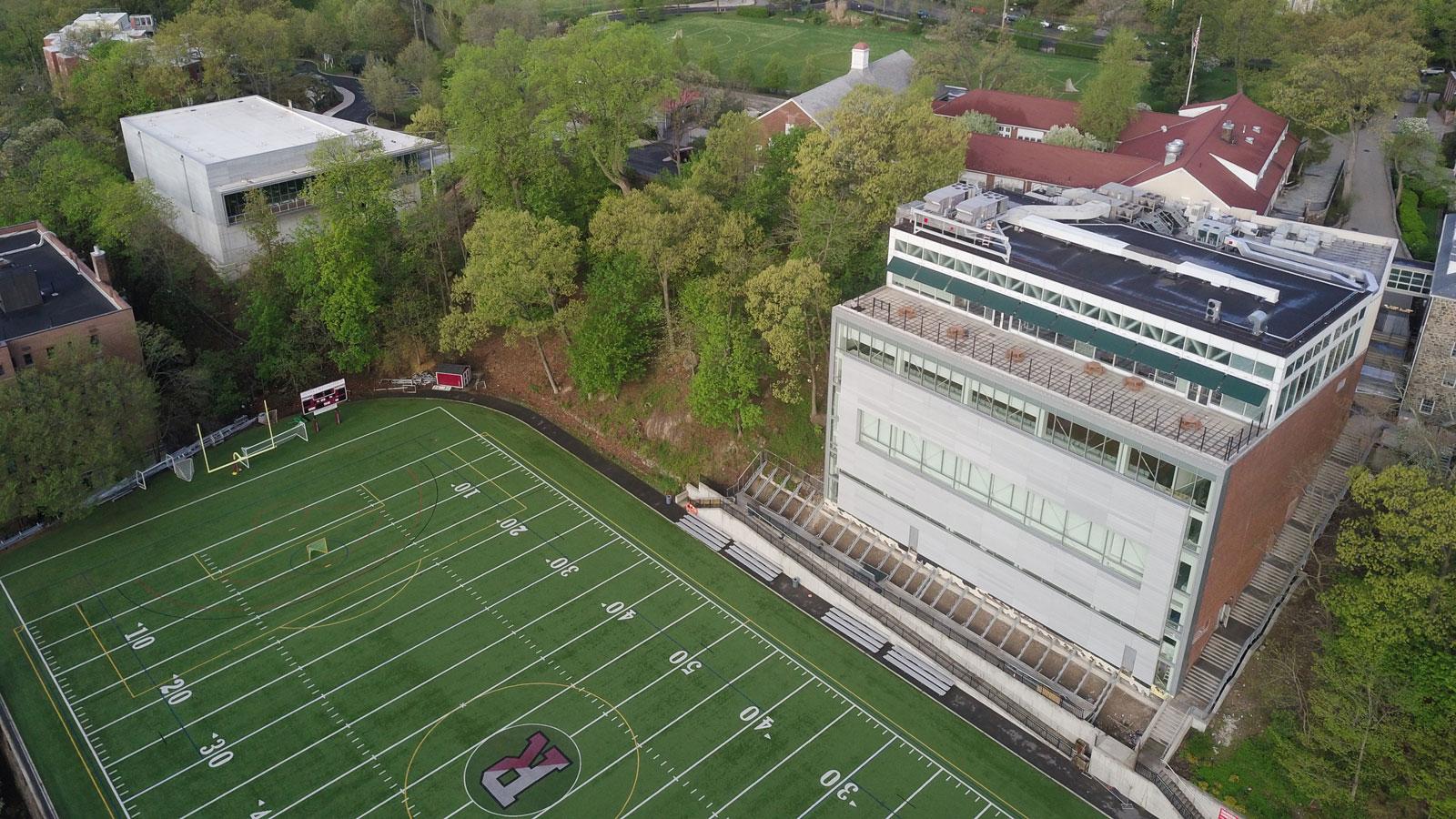 The Marc A. Zambetti Athletic Center